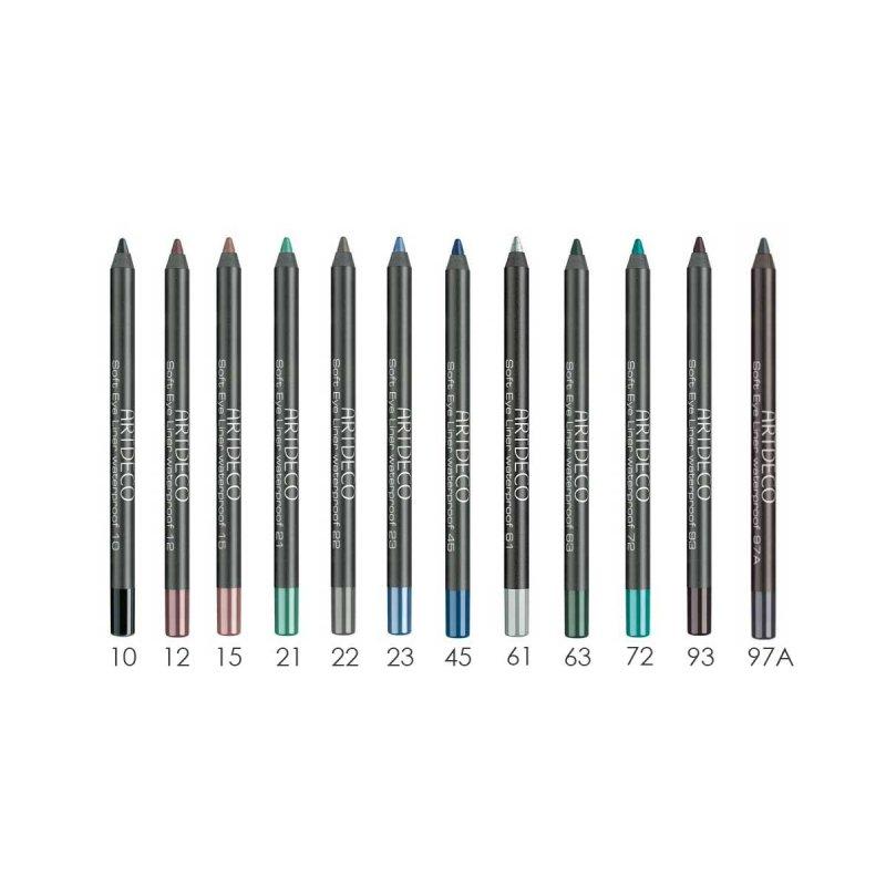 Artdeco Soft Eye Liner Crayon Contour Водоустойчив молив за очи