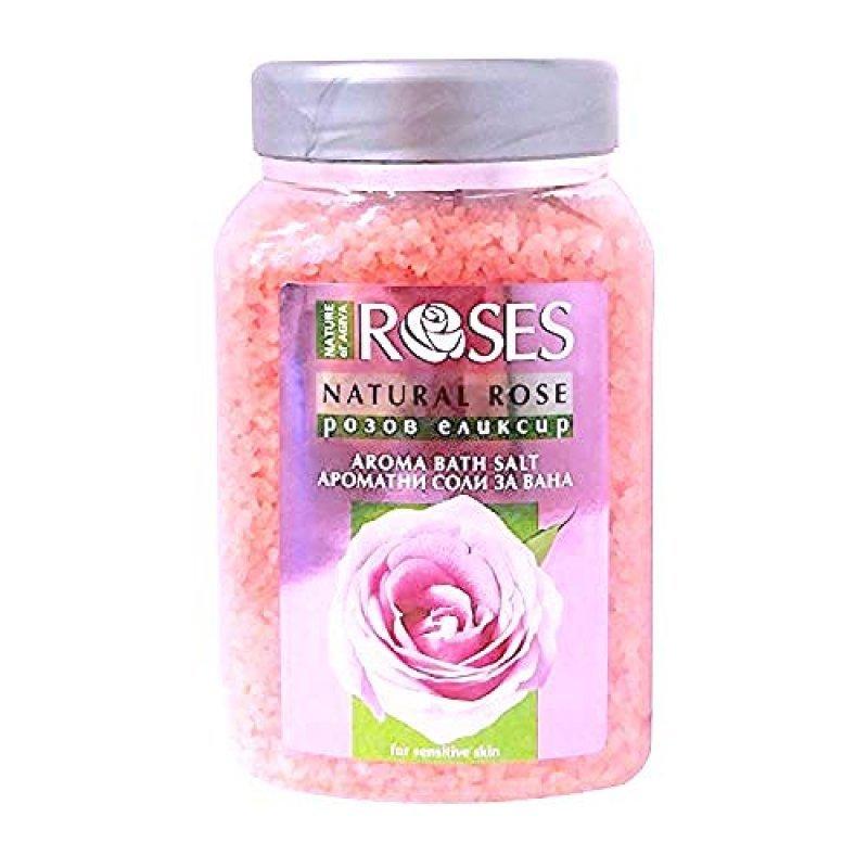 Aroma Rose Соли за вана за чувствителна кожа 500мл