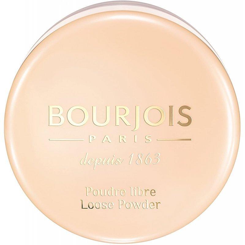 Bourjois Loose Powder - Прахообразна пудра за лице с матов ефект