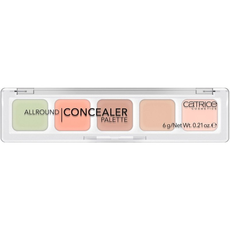 Catrice Allround Concealer Palette Beige - Палитра с 5 коректора