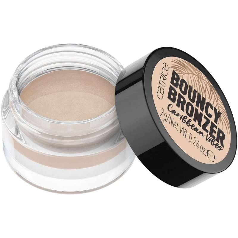 Catrice Bouncy Bronzer Caribbean Vibes - Гел бронзант за лице