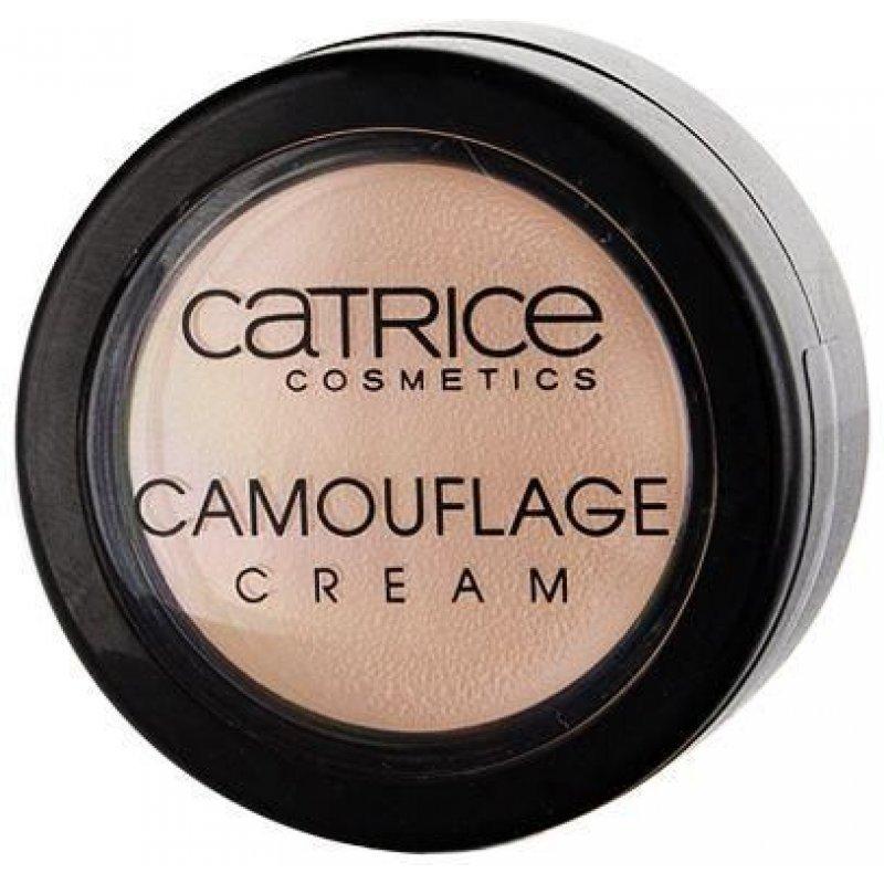 Catrice Camouflage Cream - Дълготраен крем-коректор 025