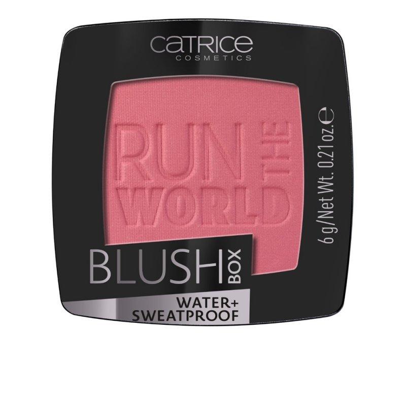 Catrice Blush Box Water + Sweatproof - Водоустойчив руж за лице