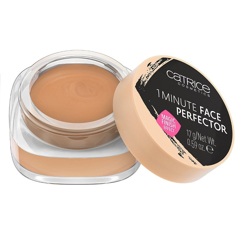 Catrice 1 Minute Face Perfector - Адаптиращ се мус фон дьо тен - 010 One Fits All