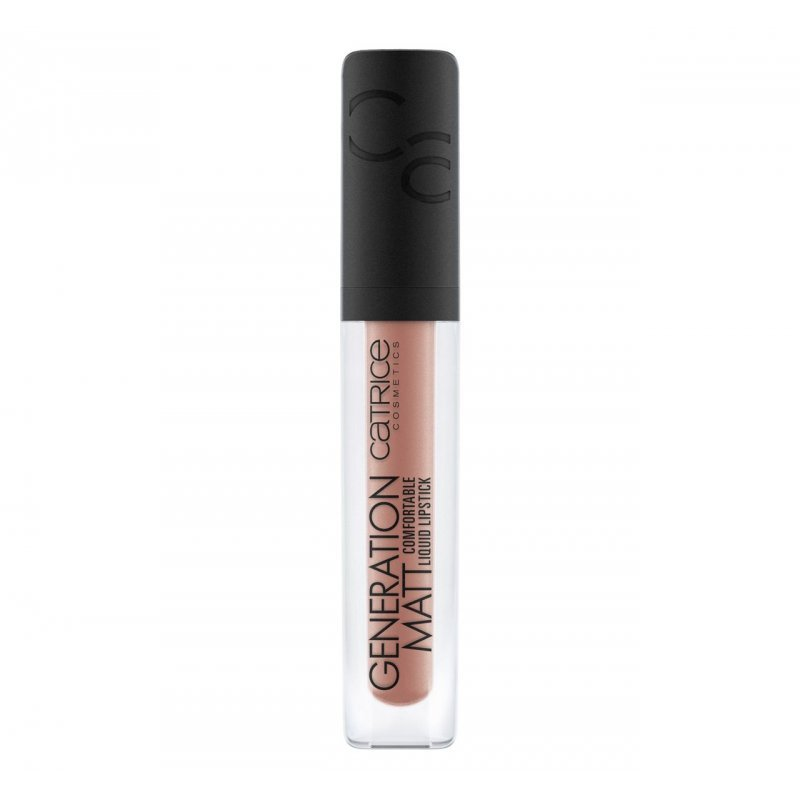 Catrice Generation Matt Comfortable Liquid Lipstick - Матово течно червило с масло от жожоба