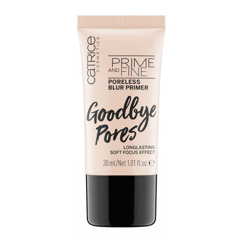 Catrice Prime & Fine Poreless Blur Primer Goodbye Pores - Основа за грим за прикриване на порите