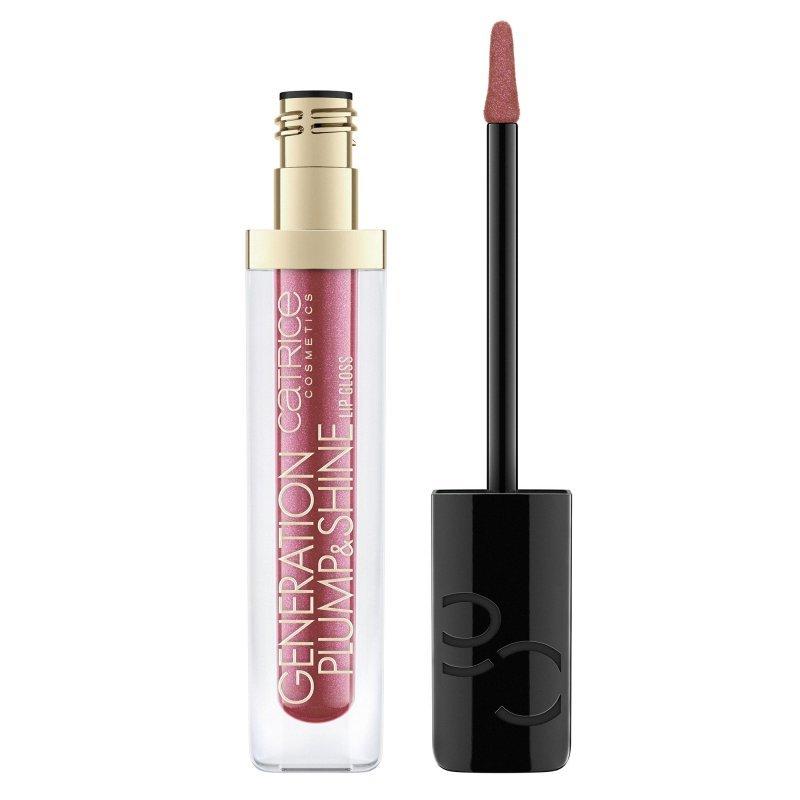 Catrice Generation Plump & Shine Lip Gloss - Гланц с перлен ефект за обемни устни