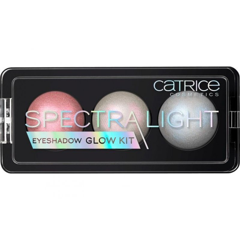 Catrice Spectra Light Eyeshadow Glow Kit - Сенки за очи 010