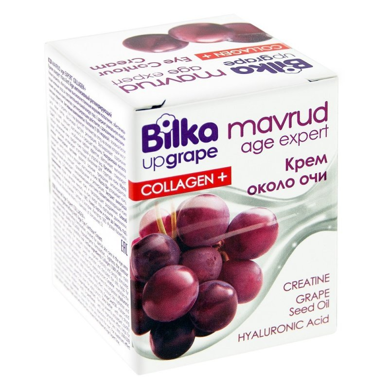 Bilka Mavrud Регенериращ крем около очи 25мл