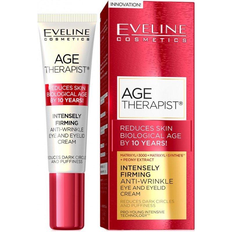 Eveline Age Therapist Интензивен стягащ крем за очи и клепачи 15мл