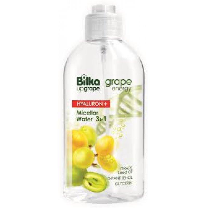 Bilka Grape Energy Мицеларна вода 3 в 1 200мл