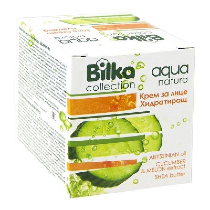BIlka Aqua Natura Хидратиращ крем за лице 40мл