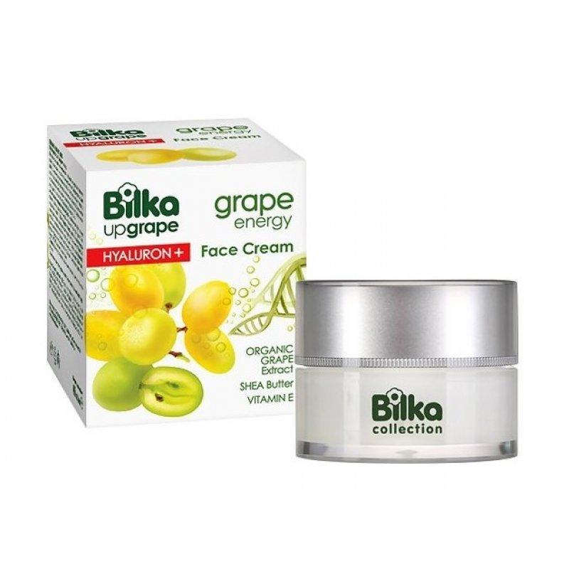 Bilka Grape Energy Интензивно хидратиращ крем за лице 40мл
