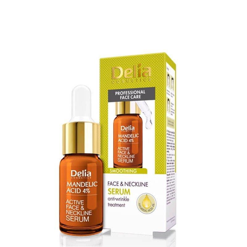 Delia Серум за лице и деколте с 5% бадемова киселина 10мл