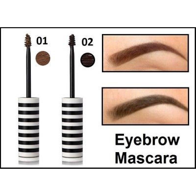 Pretty by Flormar Eyebrow Mascara - Спирала за вежди