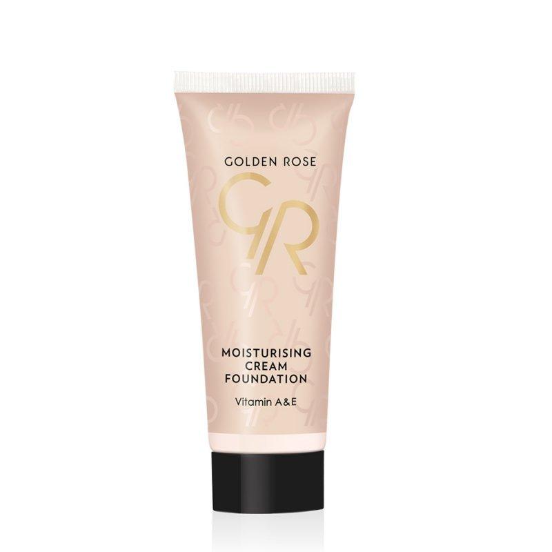 Golden Rose Moisturizing Cream Foundation - Овлажняващ фон дьо тен