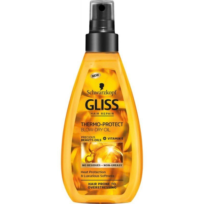 Gliss Thermo-Protect Термозащитно олио за коса 150мл