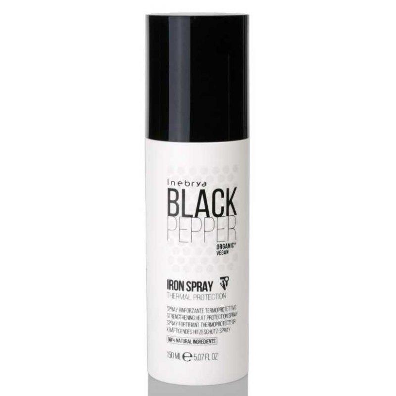 Inebrya Black Paper Термозащитен спрей с черен пипер 150мл