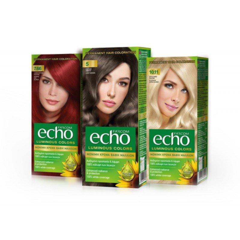 Farcom Echo трайна боя за коса