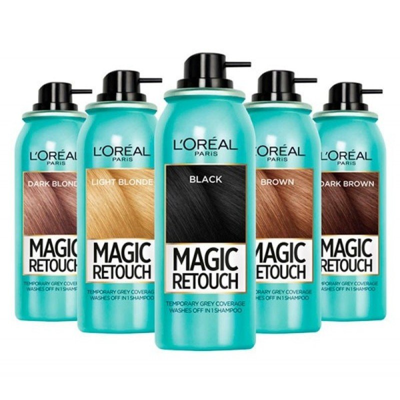 Loreal Magic Retouch Спрей за бели корени