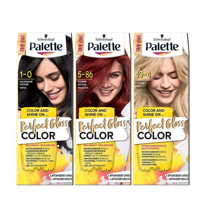 Palette Perfect Gloss Color Крем боя за коса без амоняк