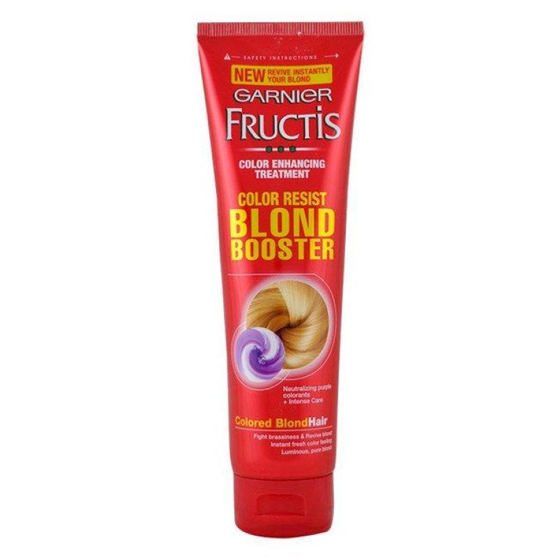 Garnier Fructis Blond Booster Балсам за руса коса с активни лилави пигменти 150мл