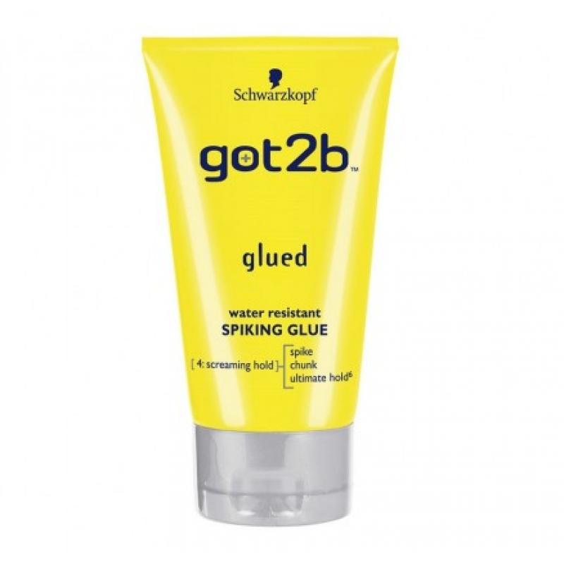 Schwarzkopf Got2b Glued стилизиращ гел за коса 150мл