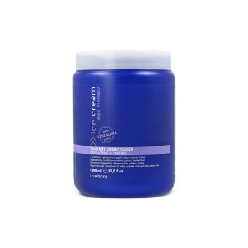 Inebrya Age Therapy Hair-Lift Балсам за зряла, третирана коса 1000мл