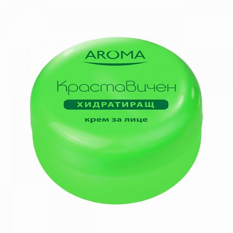 Aroma Хидатиращ крем за лице с краставица 75мл