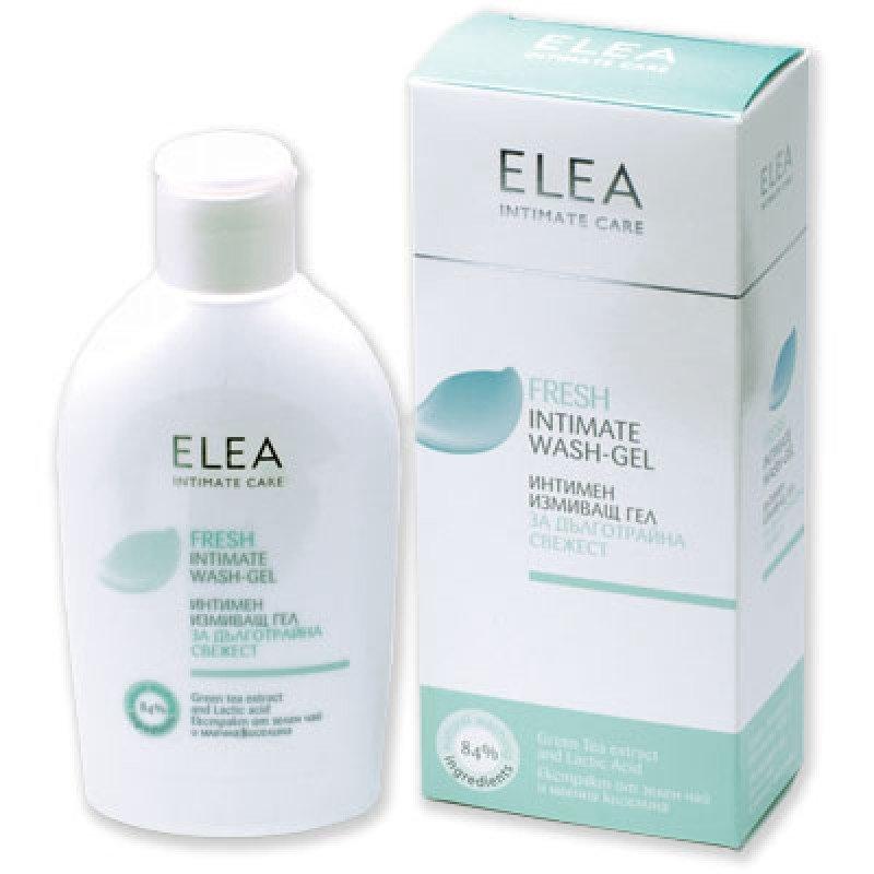 Elea Fresh интимен гел за дълготрайна свежест 250мл