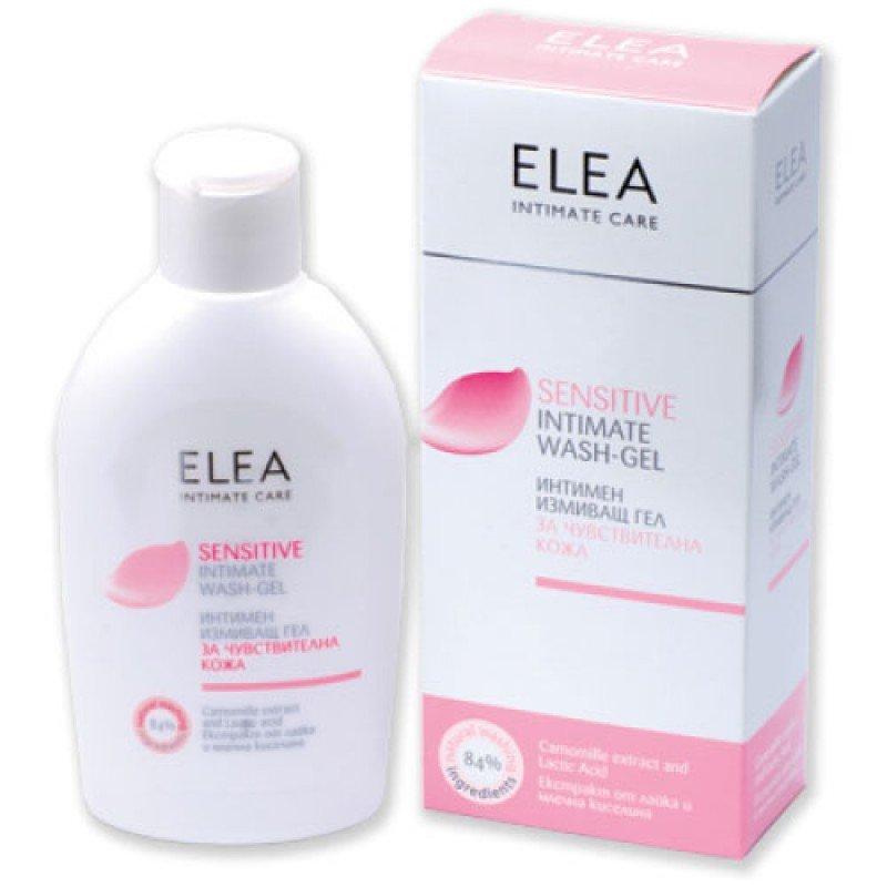 Elea Sensitive интимен измиващ гел за чувствителна кожа 250мл