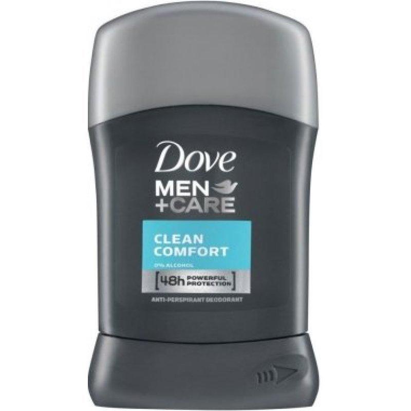 Dove Men+ Care Clean Comfort део стик против изпотяване 50мл