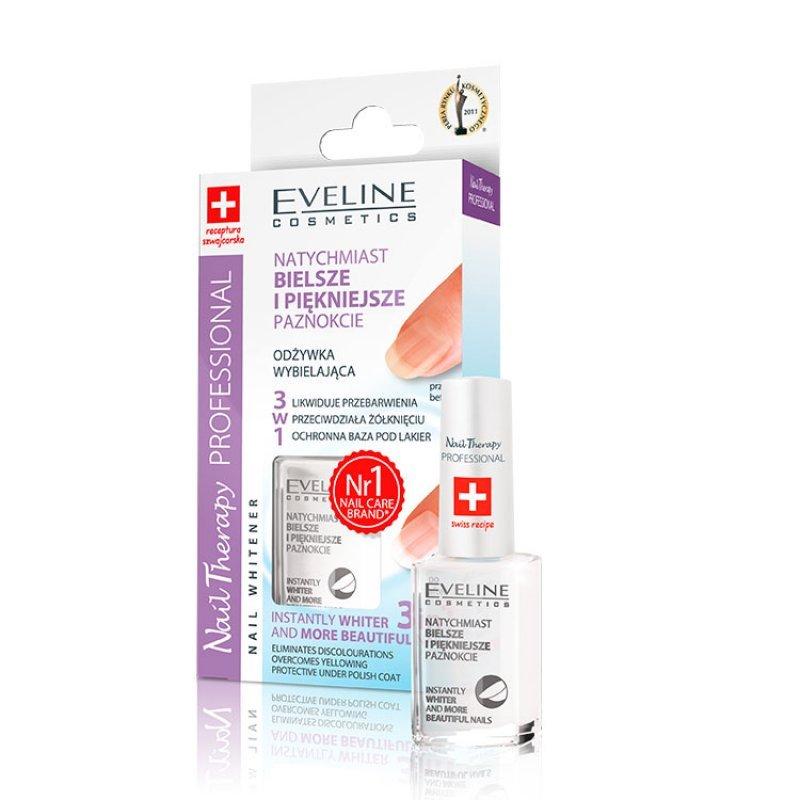 Eveline Bielsze i piękniejsze Лечение и защита на ноктите в един продукт