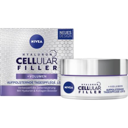 Nivea Hyaluron Cellular Filler + Volume Contour Day Cream..
