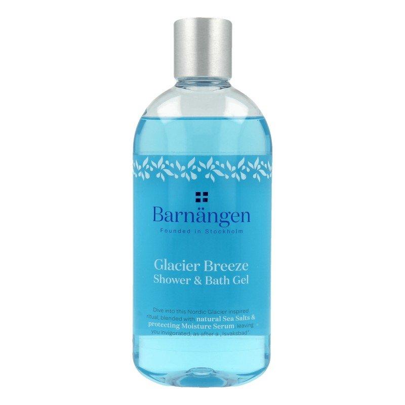 Barnangen Glacier Breeze Освежаващ душ-гел за тяло Натурална морска сол 400 мл