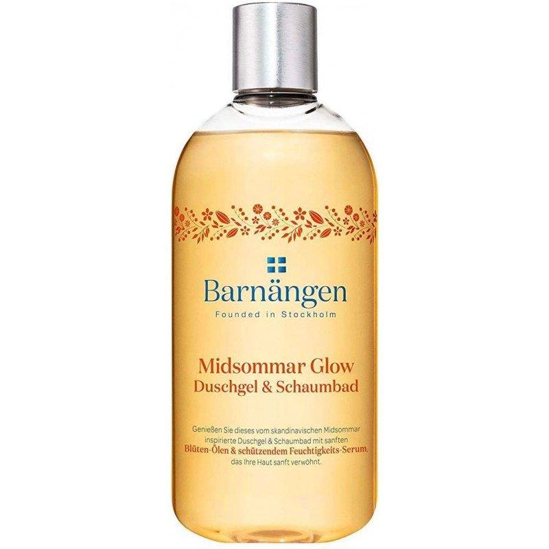 Barnangen Midsummer Glow Душ крем за тяло с цветни масла 400 мл