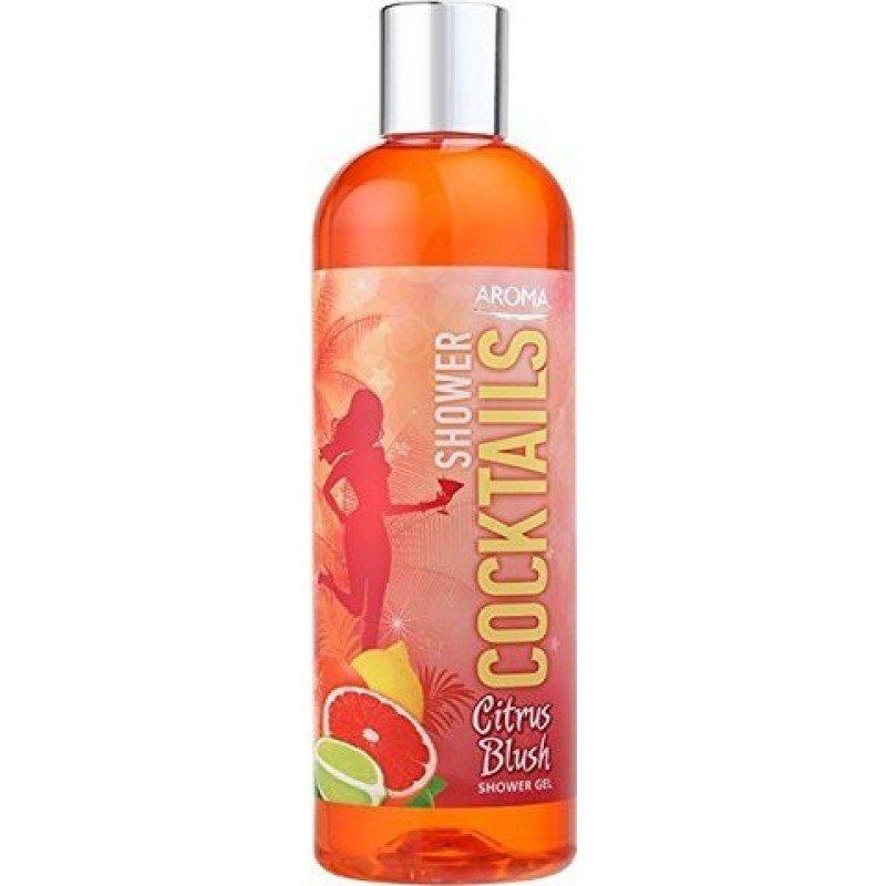 Aroma Shower Cocktails душ гел Citrus Blush 500мл