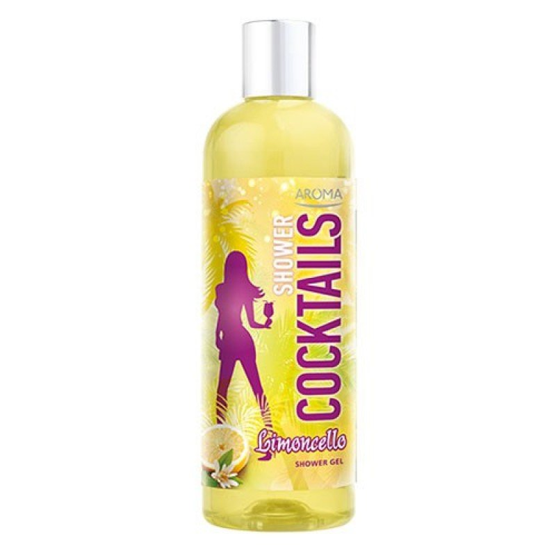 Aroma Shower Cocktails душ гел Limoncello 500мл