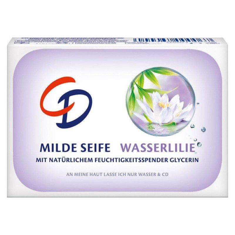 CD Milde Sife Wasserlilie Сапун водна лилия 125 гр