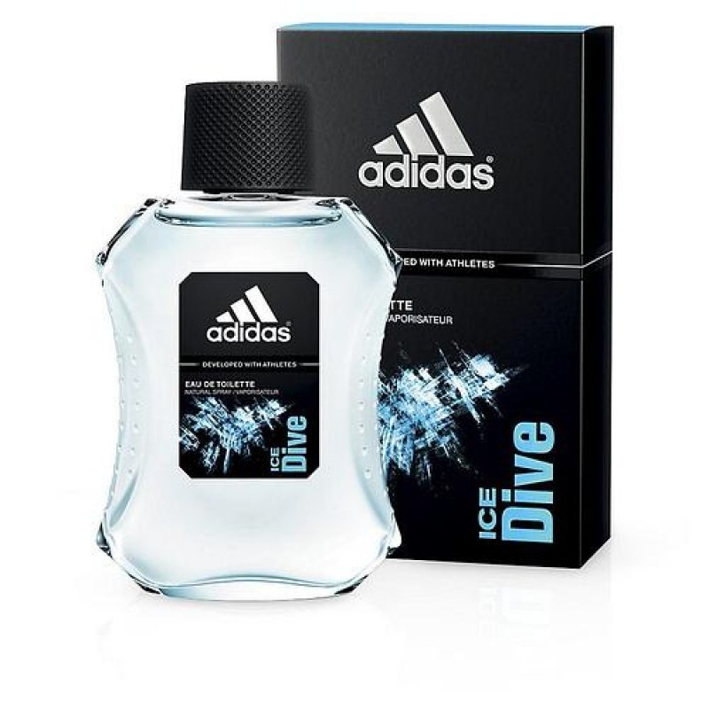 Adidas Ice Dive EDT Мъжка тоалетна вода 100мл