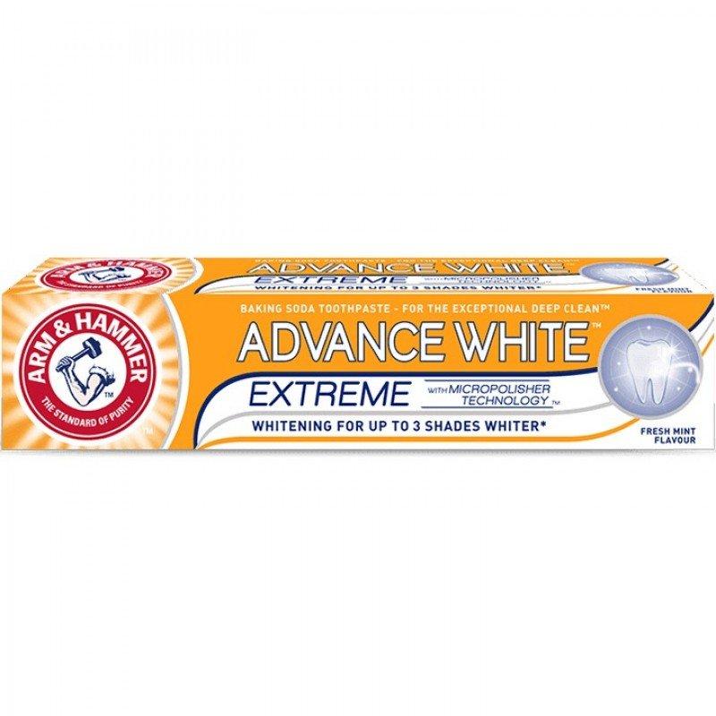 Arm & Hammer Advanced White Extreme Избелваща паста за зъби 75 мл