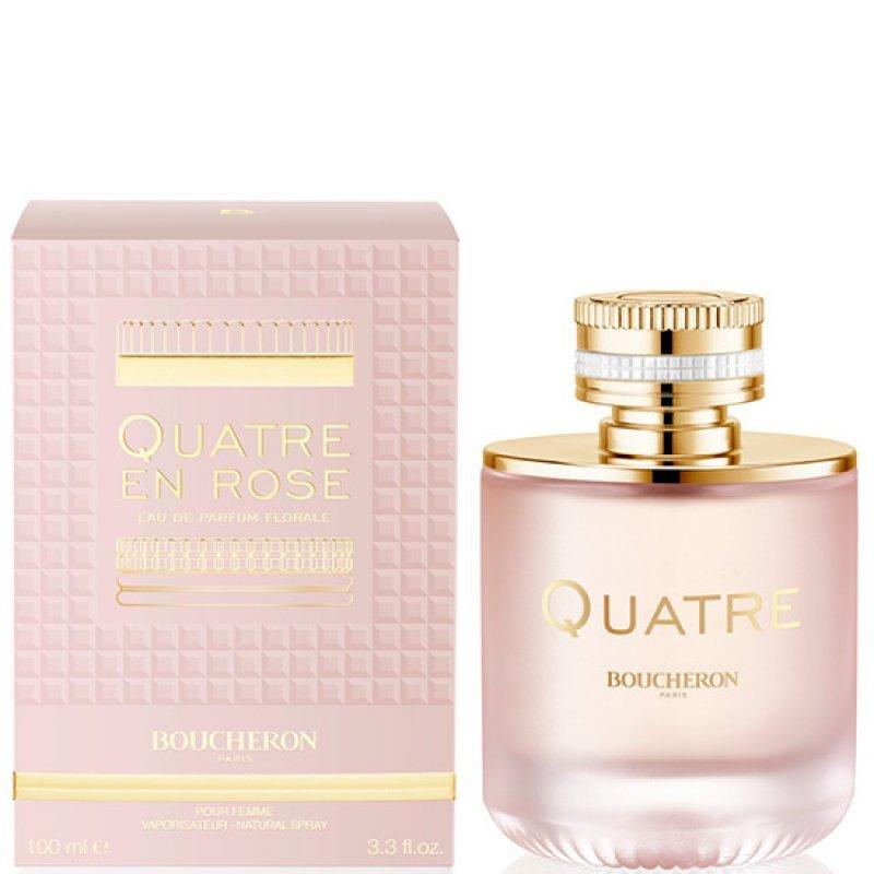Boucheron Quatre En Rose EDP дамски парфюм