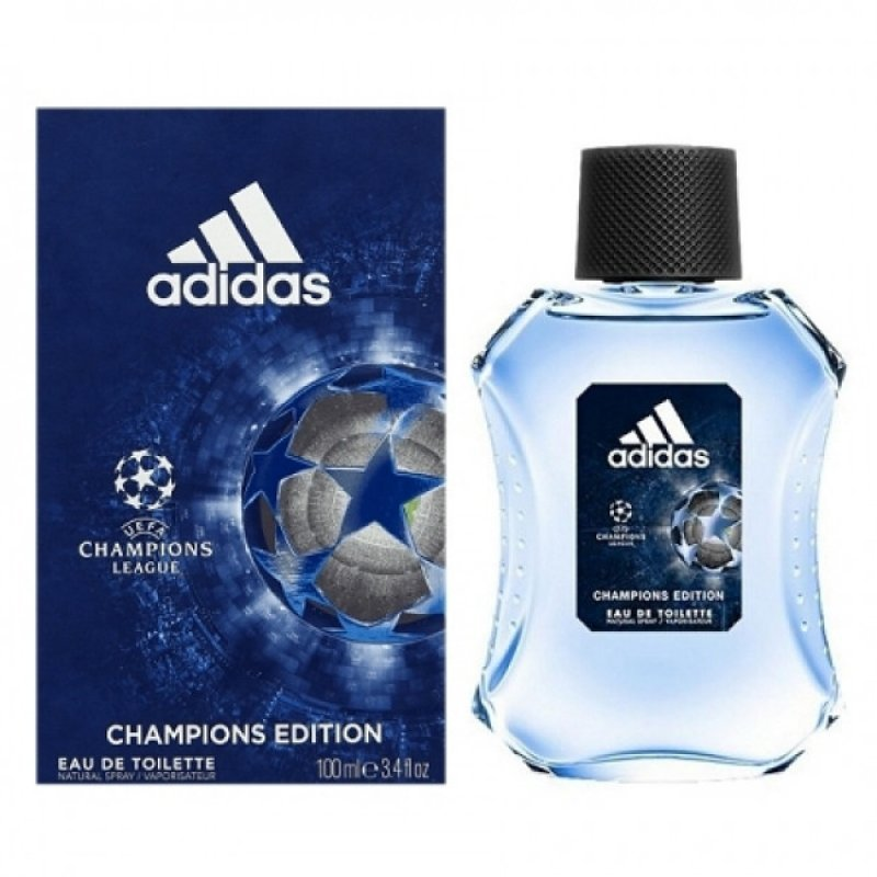 Adidas Champions League Champions Edition EDT - Мъжка тоалетна вода Адидас 100мл