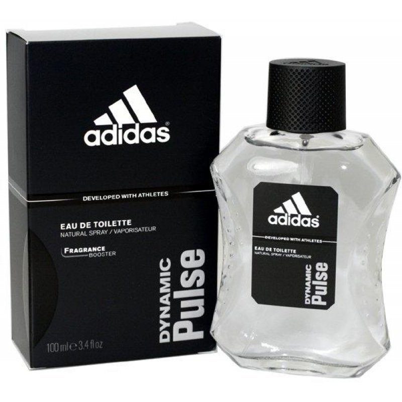 Adidas Dynamic Pulse EDT - Мъжка тоалетна вода Адидас 100мл